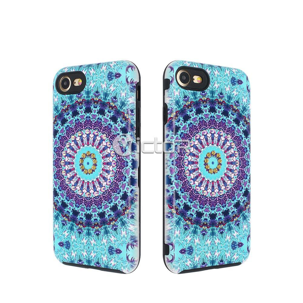 wholesale phone cases - combo case - case for iPhone 7 - (4)