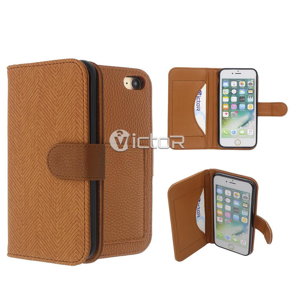 iPhone 7 wallet leather case - wallet phone case - iphone 7 leather case - (11)