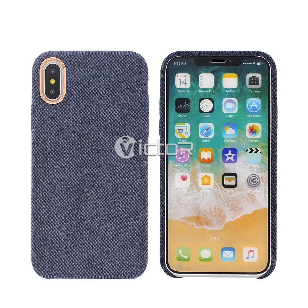 slim iPhone X case - iPhone x slim case - slim phone case -  (1)