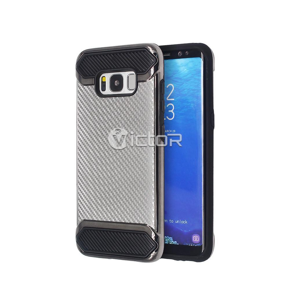 samsung s8 protective case - combo case - protective s8 case -  (3)