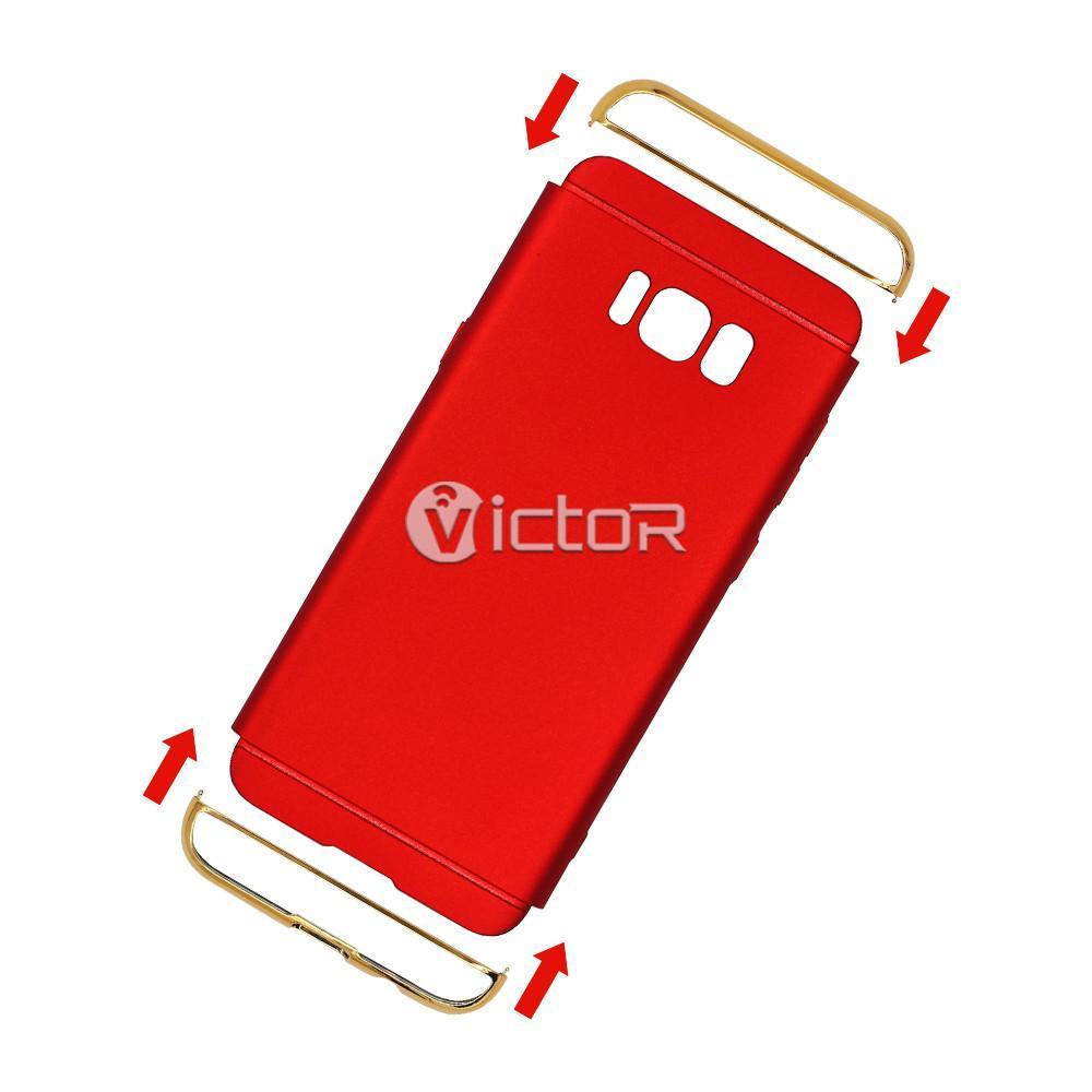 Samsung s8 plus slim case - slim phone case - tpu s8 plus case - (8)