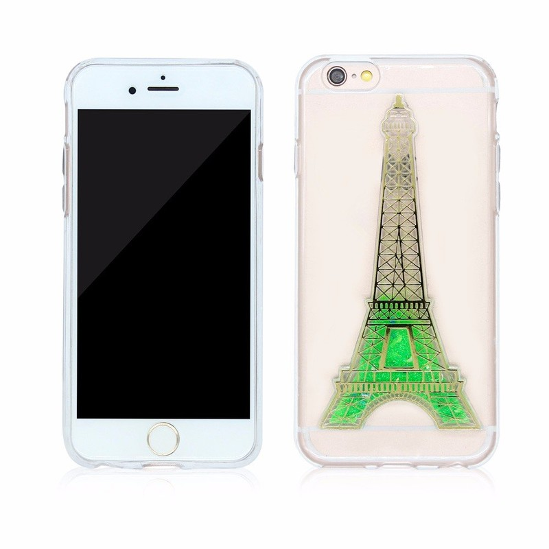 Victor Slim 3D Tower Classic Quickstand TPU Case for iPhone 6s
