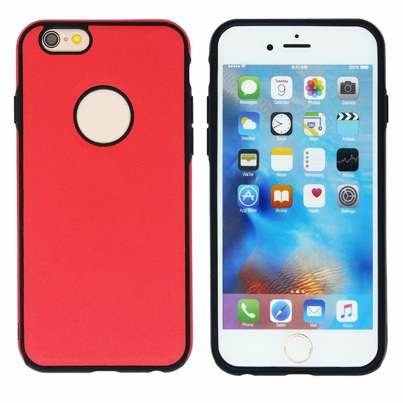 Victor Hot Sale TPU Slim Leather Sticker Case at Low Price