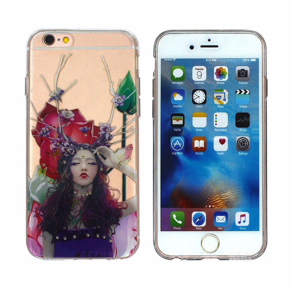 Victor Diamond Printing TPU Cases for the iPhone 6S
