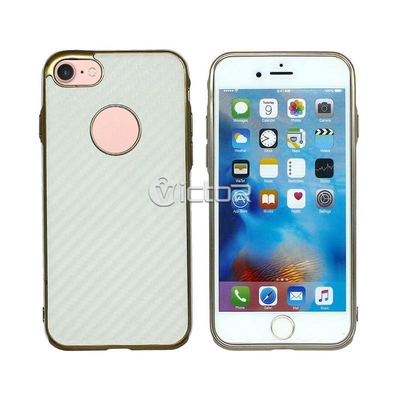 Victor VI-CASO-X10202 estuche de cuero para el iPhone 7