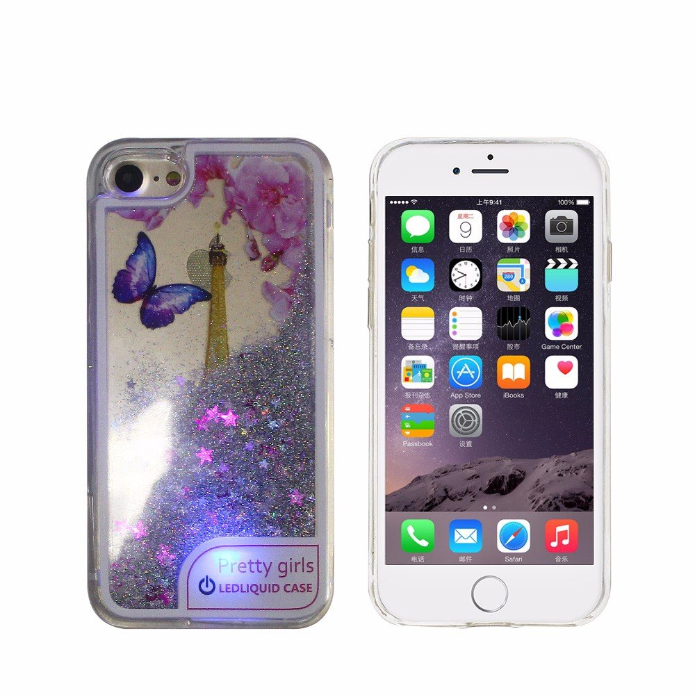 Nice-looking LED Phone Case for iPhone 6