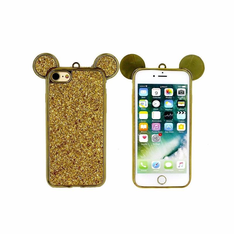 Victor Pretty y brillantes por mayor iPhone 7 caja del teléfono celular