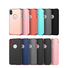 Pure Color 3 in 1 Hybrid Phone Case For IPhone XS MAX