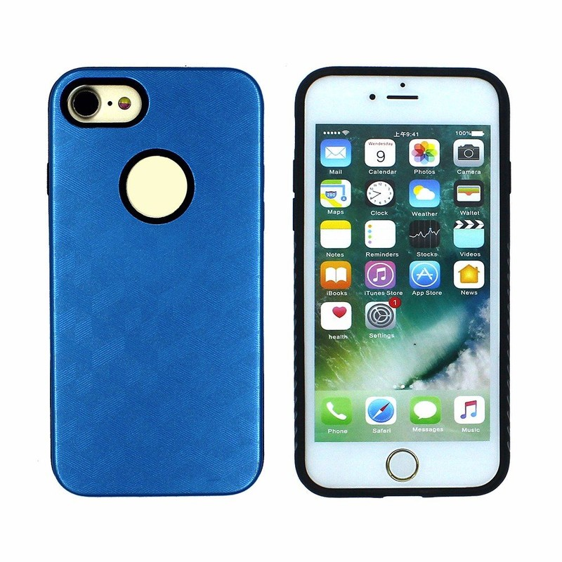 Victor TPU+PC Special Stripe 2in1 Combo Case for iPhone 7