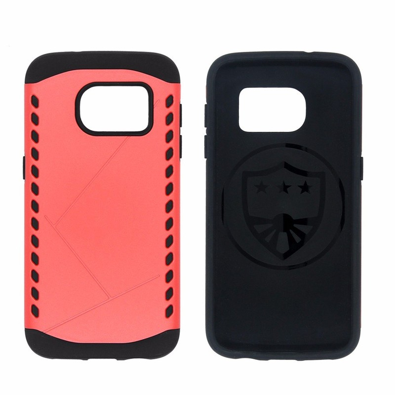 Victor Special Stripe 2in1 Best Cases for Galaxy S7
