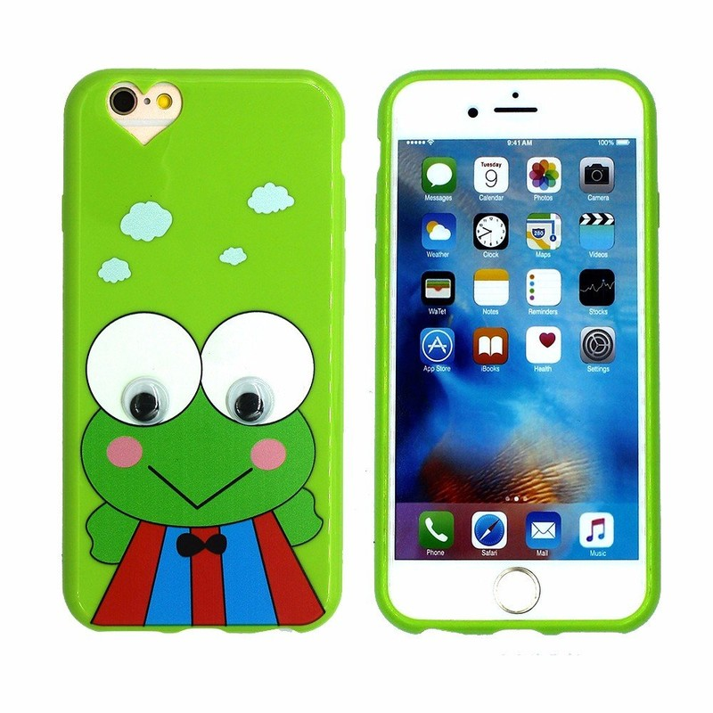 Victor iPhone 6s Protective Phone Cases Made of TPU