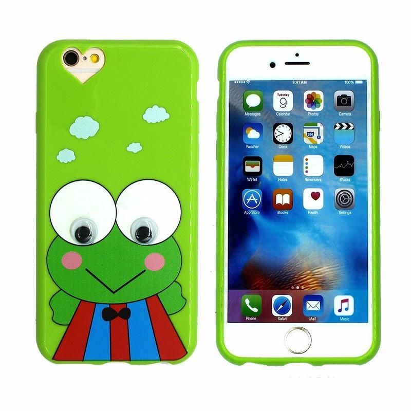 Victor iPhone 6s casos de teléfono de protección hecha de TPU