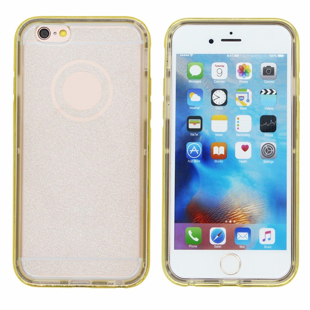 Victor TPU+PC Colored Bumper Case for iPhone 6S