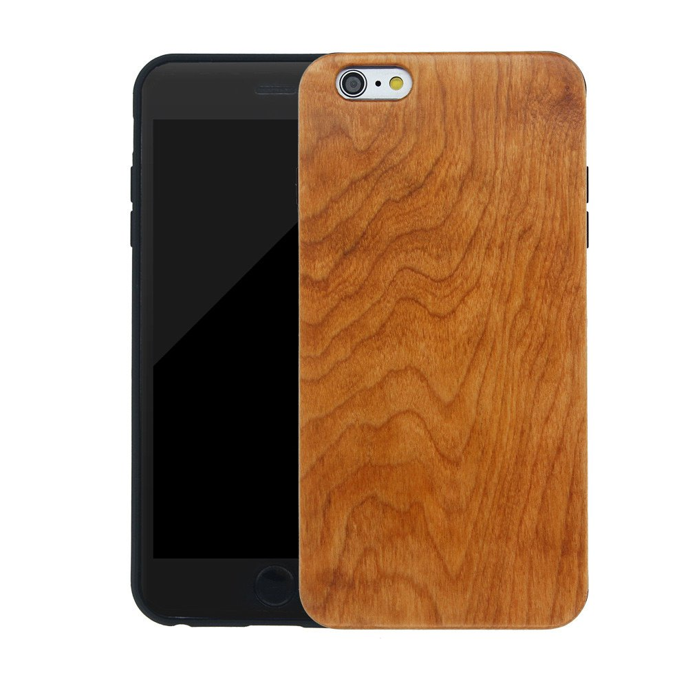 Victor 2in1 Real Wooden Phone Cases for iPhone 7