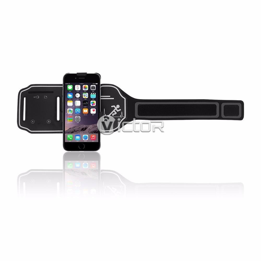 Victor Fashion Universal Adjustable Sport Armband Case for Many Cellphones