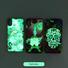 Hybrid Luminous Phone Case for iPhone XS Wholesale