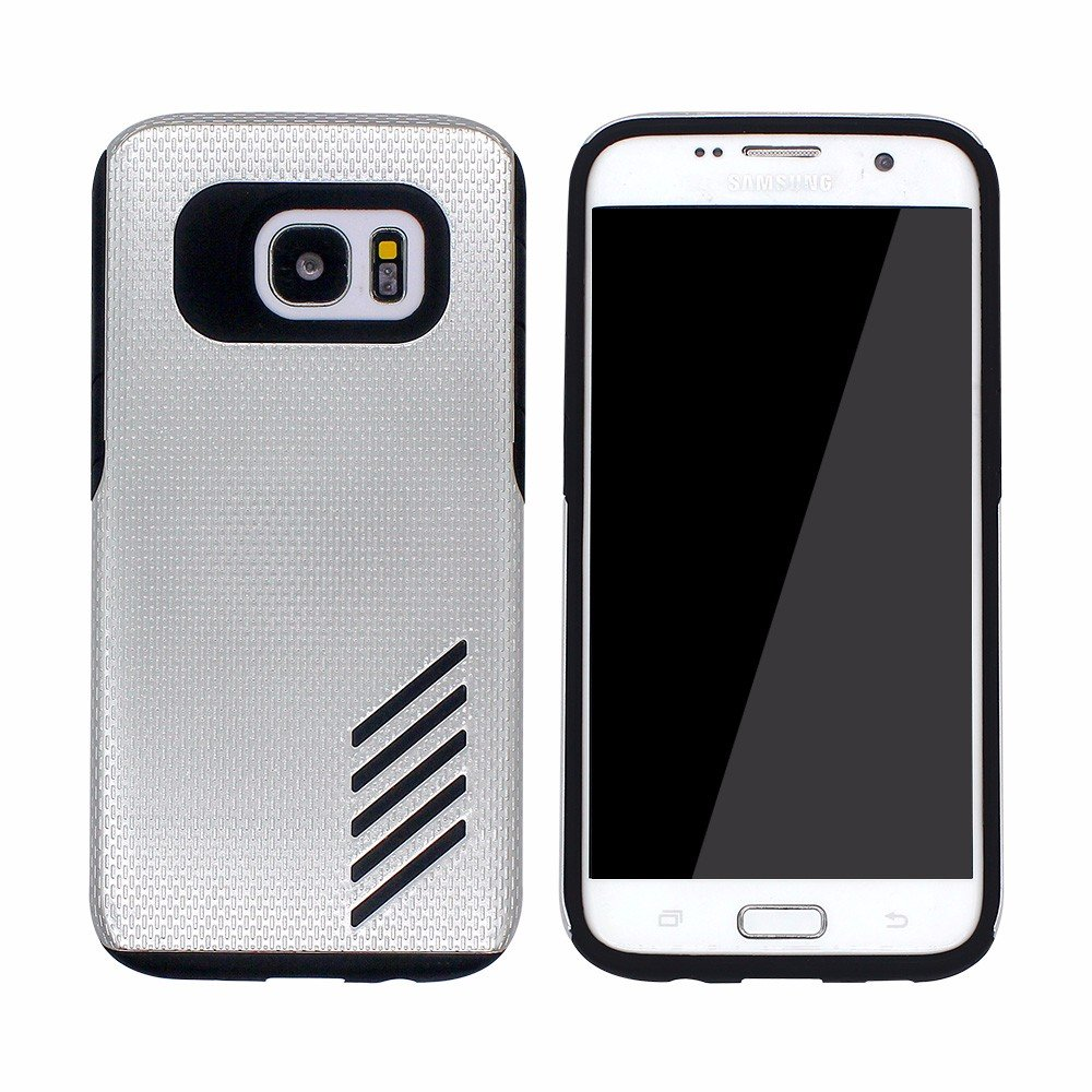2in1 PC+TPU Galaxy S7 Edge Protector Case