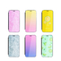 Acrylic + PU Custom Pattern Flip Leather Case for iPhone XS with Card Holder