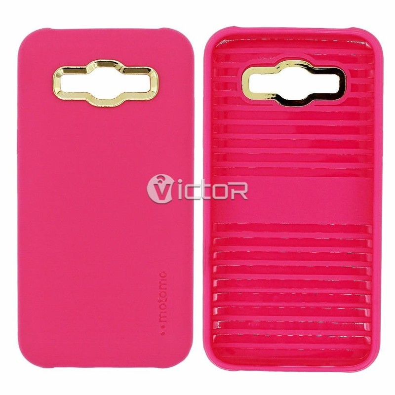 Victor Ultra-thin Wire Drawing Mobile Phone Cases for Samsung G530