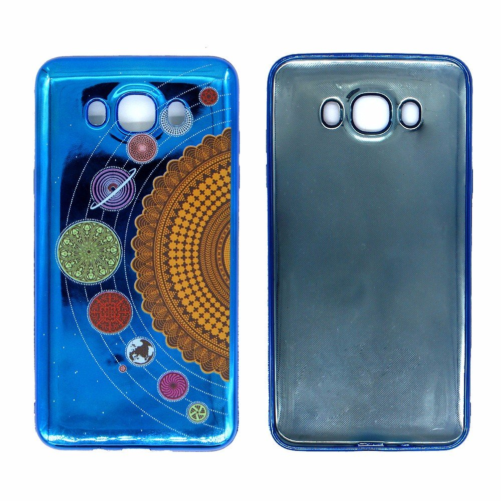 Victor Electroplating TPU Samsung A5 Phone Case