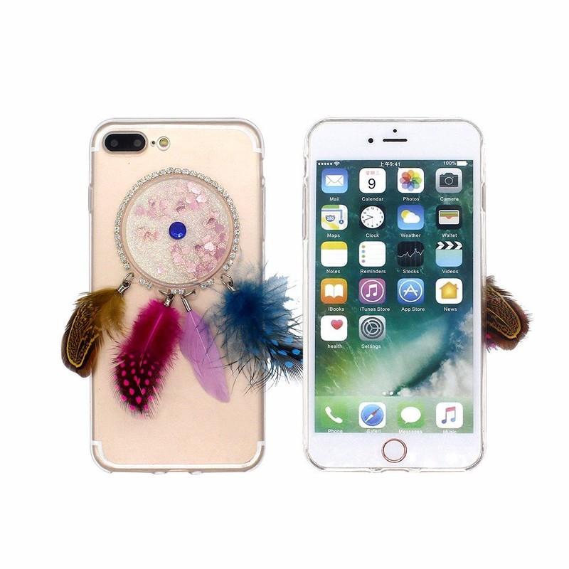 Victor bello transparente iPhone 7 Más caja de arenas movedizas
