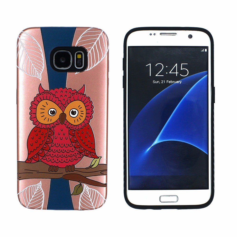 Victor OEM Printing Design Samsung Galaxy S7 Edge Case
