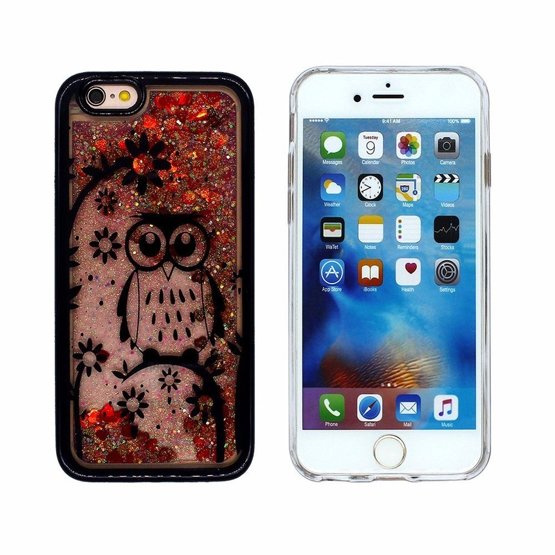 Victor Electroplating TPU Liquid Phone Case for iPhone 7