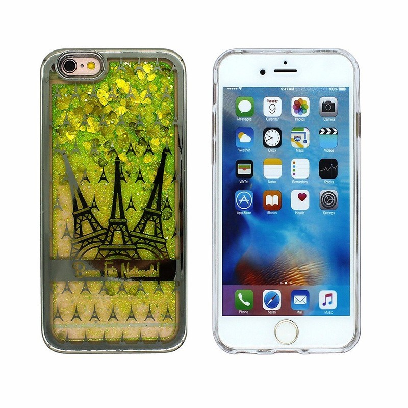 Victor Liquid Electroplating TPU Apple iPhone 6s Phone Protector Case