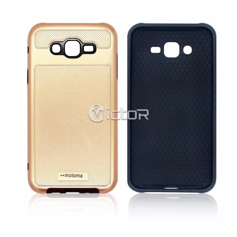Victor PC+TPU Korea Style Samsung Galaxy Grand Prime Phone Cases