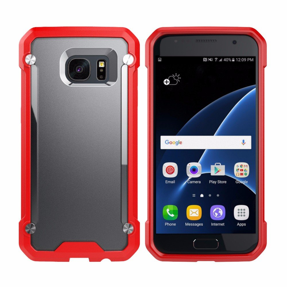 Victor Anti-scratch Transparent Samsung Galaxy S7 Phone Case