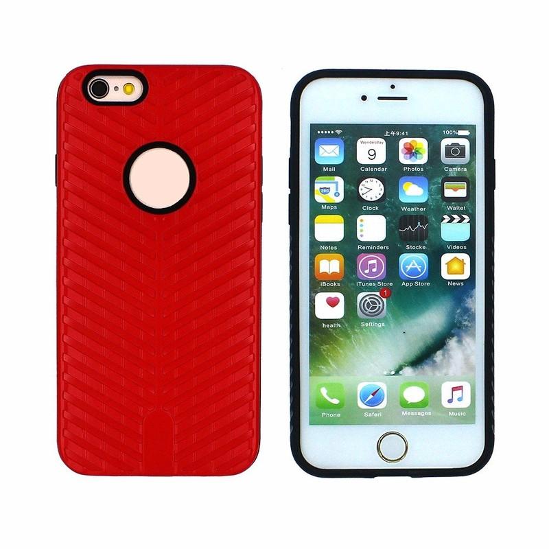 Victor 2 en 1 protector teléfono Protector funda para el iPhone 7G