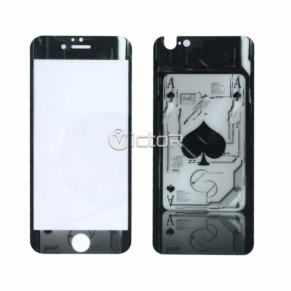 Victor Tempered Glass Screen Protector (Frond Back 2Pcs) wholesale