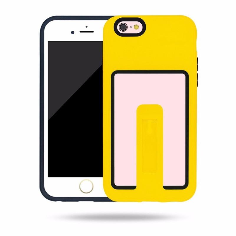 VictorCard Holder Hybrid Case for iPhone 6
