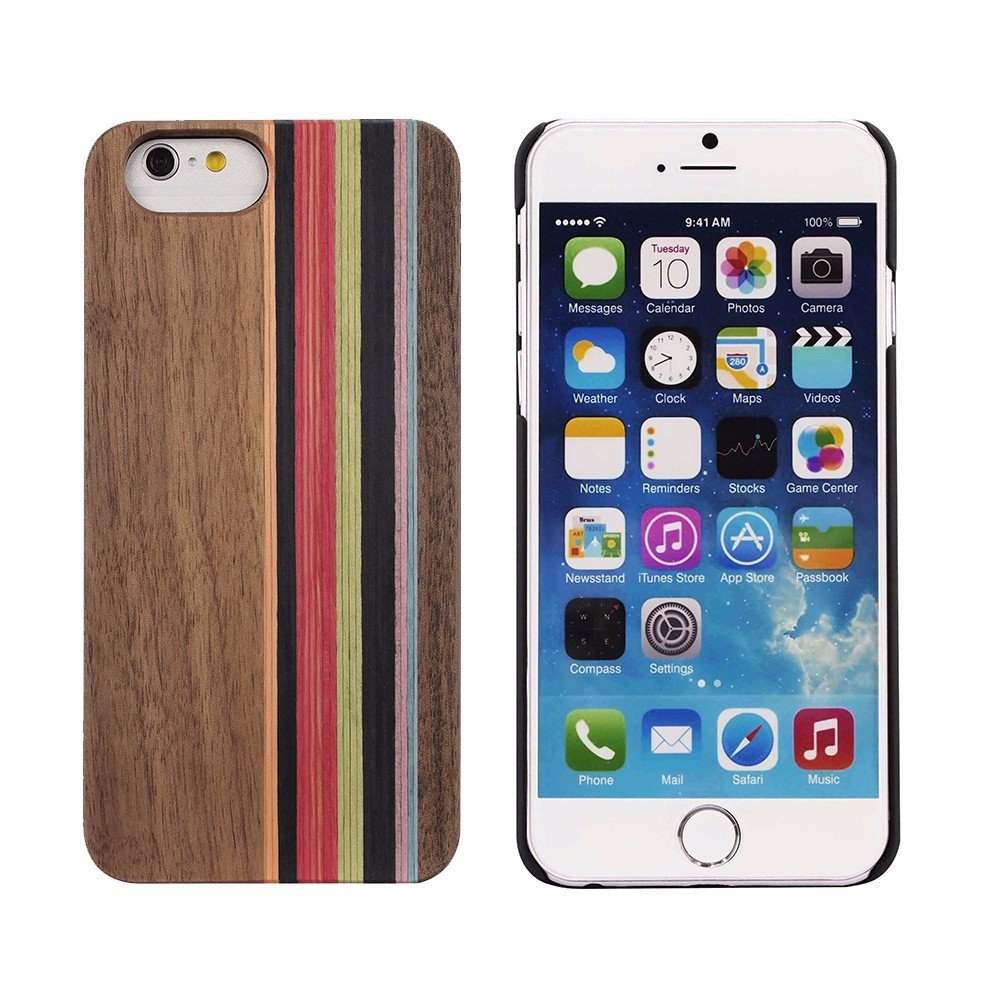 Victor Special Real Wooden iPhone 6 Cell Phone Cases