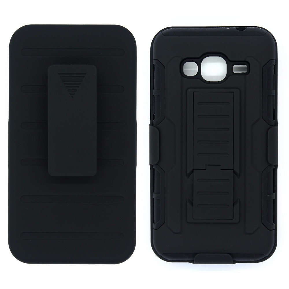 Victor TPU and PC Full Protective Samsung J3 Phone Protector Cases