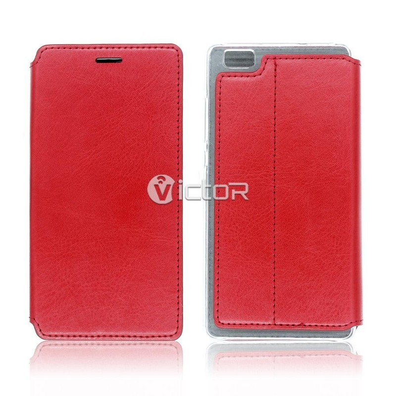 Victor PU Flip Leather Samsung Galaxy s7 Phone Covers