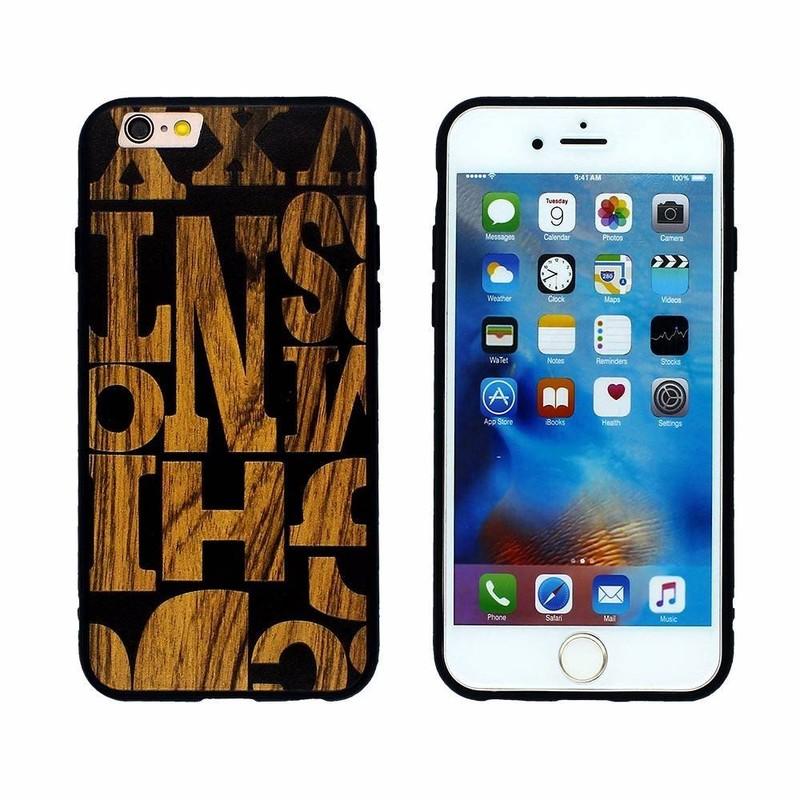 Victor Wood Design Original Apple iPhone 6 Cajas de teléfono en venta
