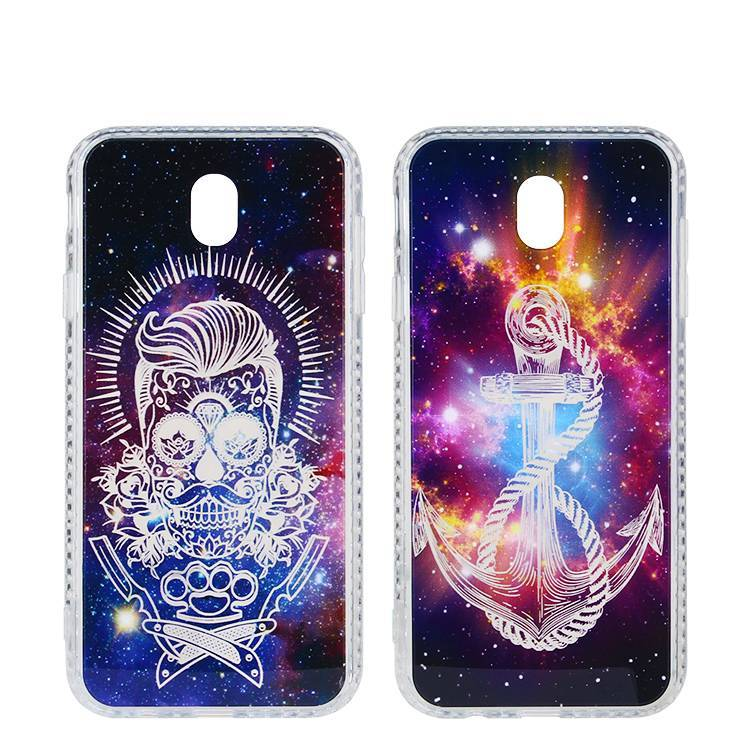 Acrylic Painted Mobile Phone Case for Samsung J730 Wholesale