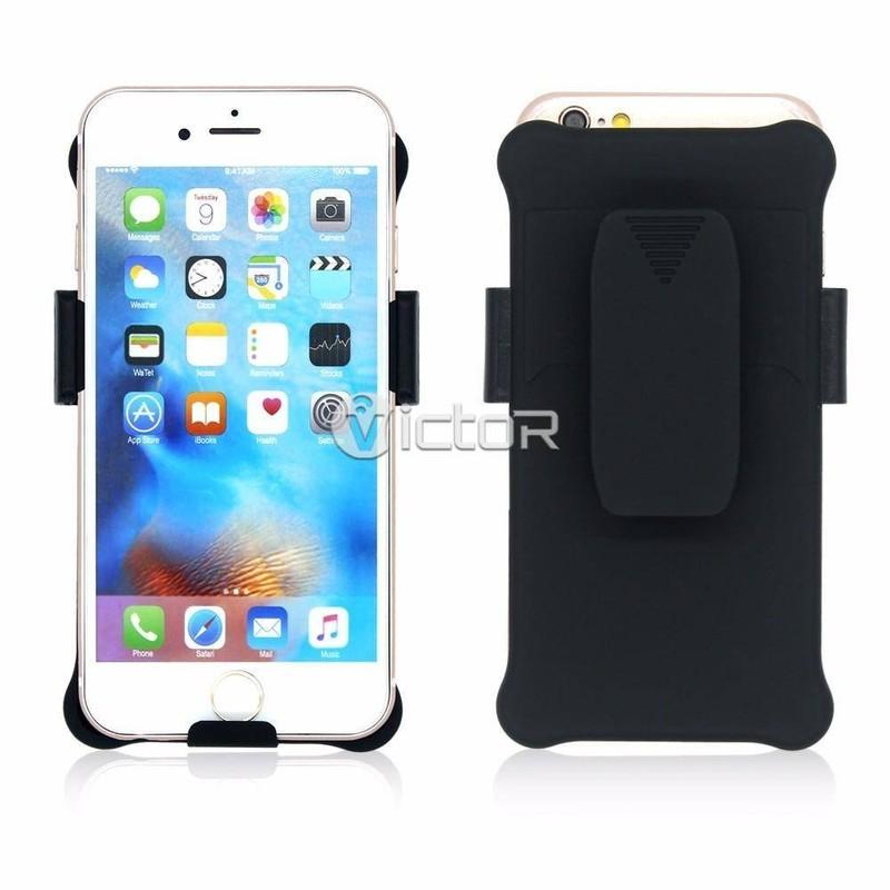Victor Universal 360 Degree Rotation Belt Clip Case for All Smart Phones