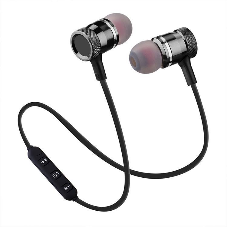 Magnetic Sports Wireless Earphone for Samsung for iPhone