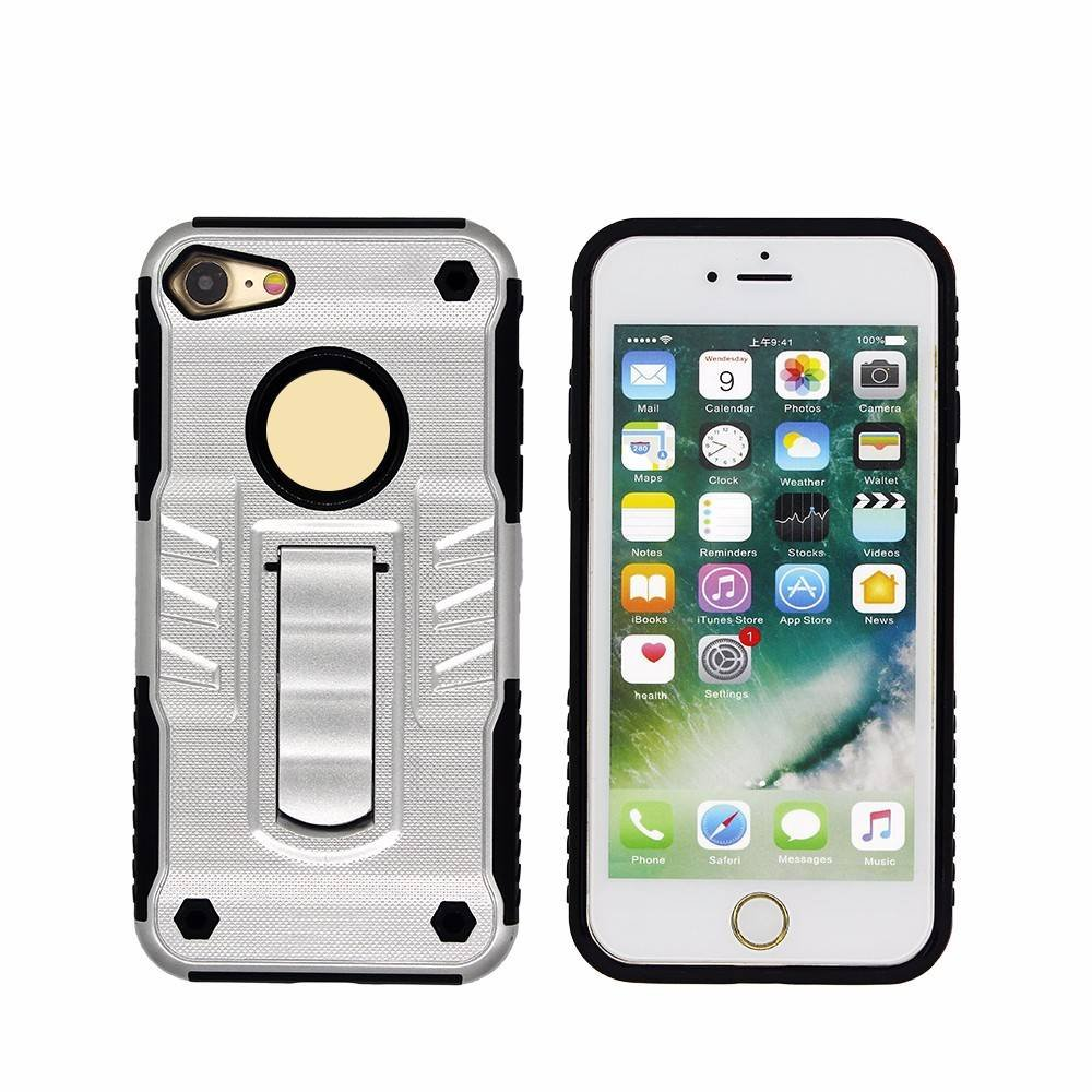 Pretty Awesome Protector Case for iPhone 7 with Kickstand