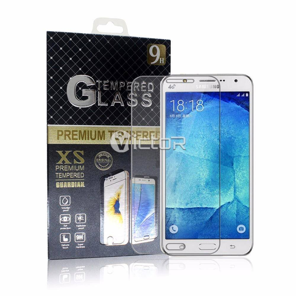 Victor Samsung Galaxy J7 Best Tempered Glass Screen Protector