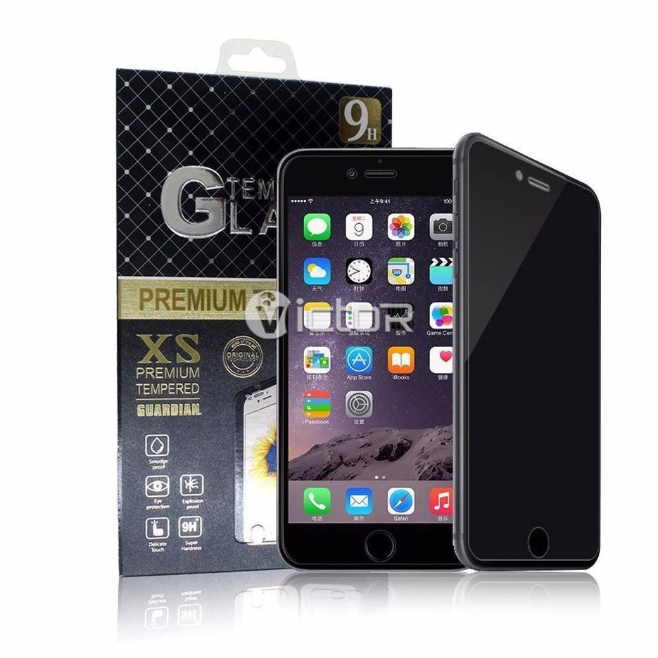 Victor Strong Protection Tempered Glass Screen Protector for iPhone 6s