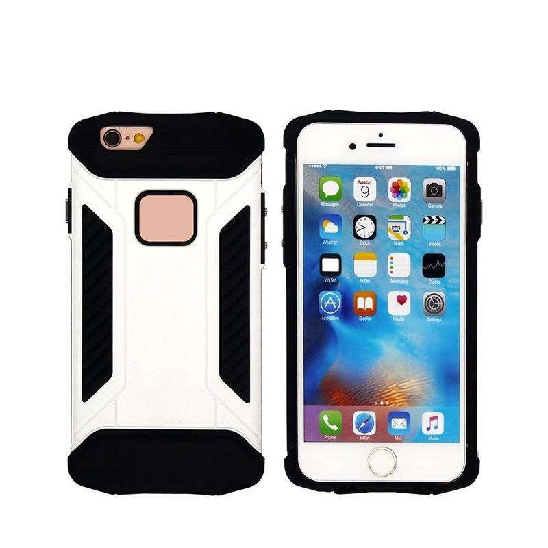 Fully Protective iPhone 6 Combo Phone Case