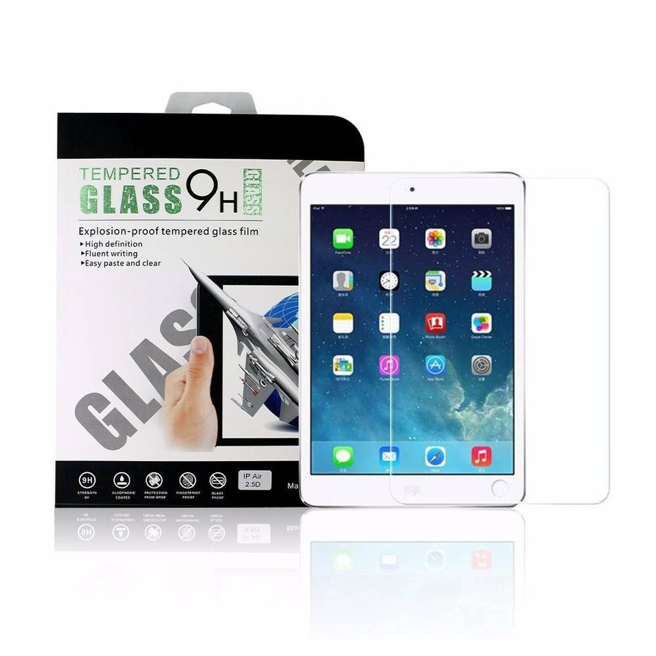Victor Scratch and Drop Proof  Ipad Air Glass Screen Protector