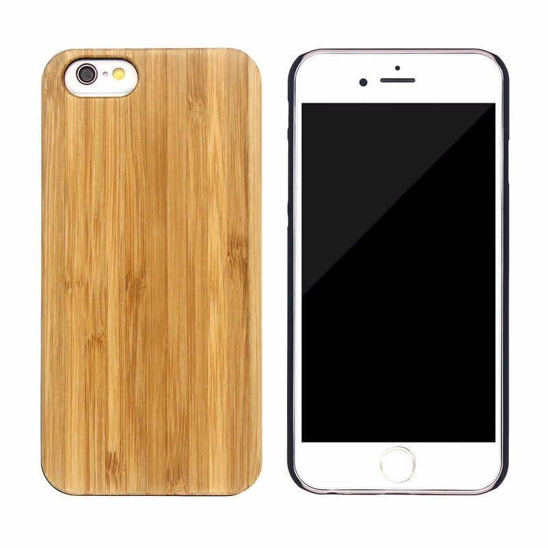 Victor PC and Bamboo Phone Case for 6s