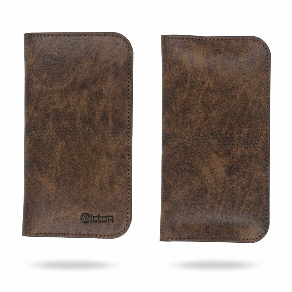Wallet Leather Mobile Phone Cases at Wholesale Prices with Printing Logo