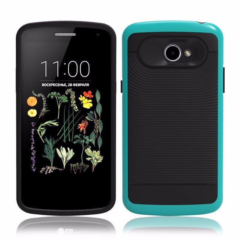 2in1 PC+TPU LG K5 Protector Case for Wholesale