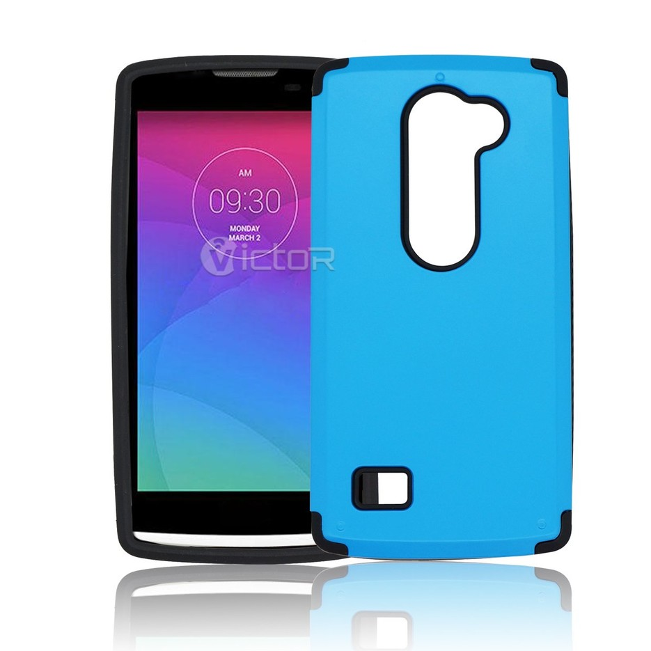 Victor Kickstand Back Cover Phone Case for LG Phones