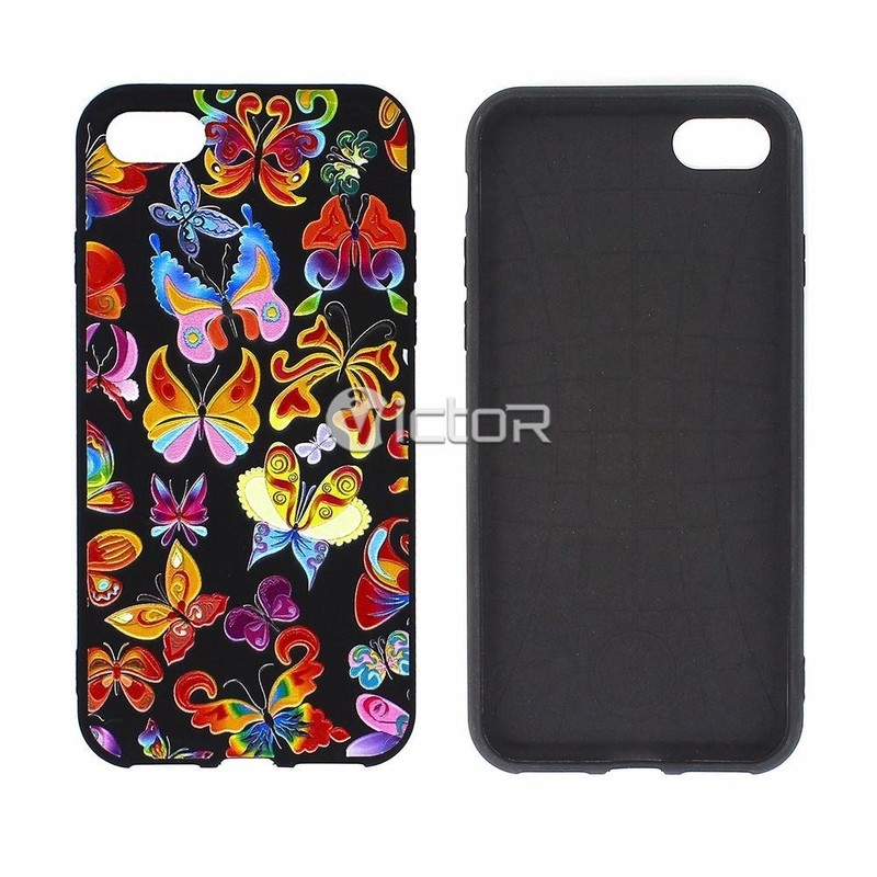 Victor Pretty TPU Protector Case for iPhone